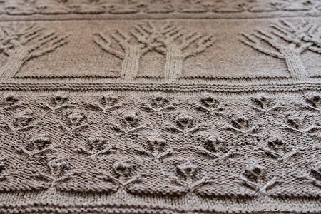 fertig: Tree of Life - Afghan • Fusselideen