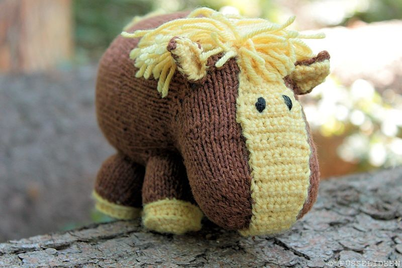Pony stricken, Pferd, freebie