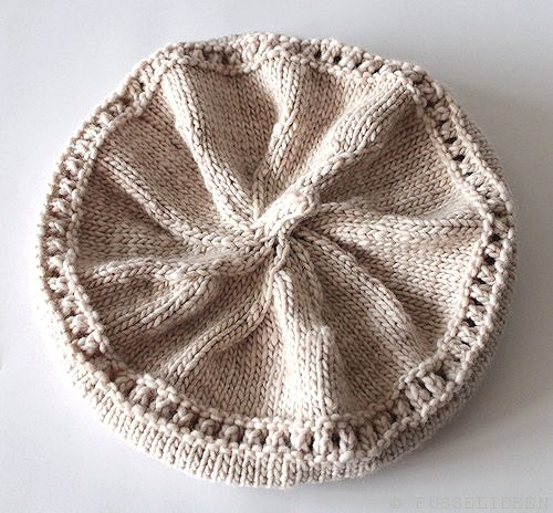 simply taupe – Teil 3: Slouch Hat