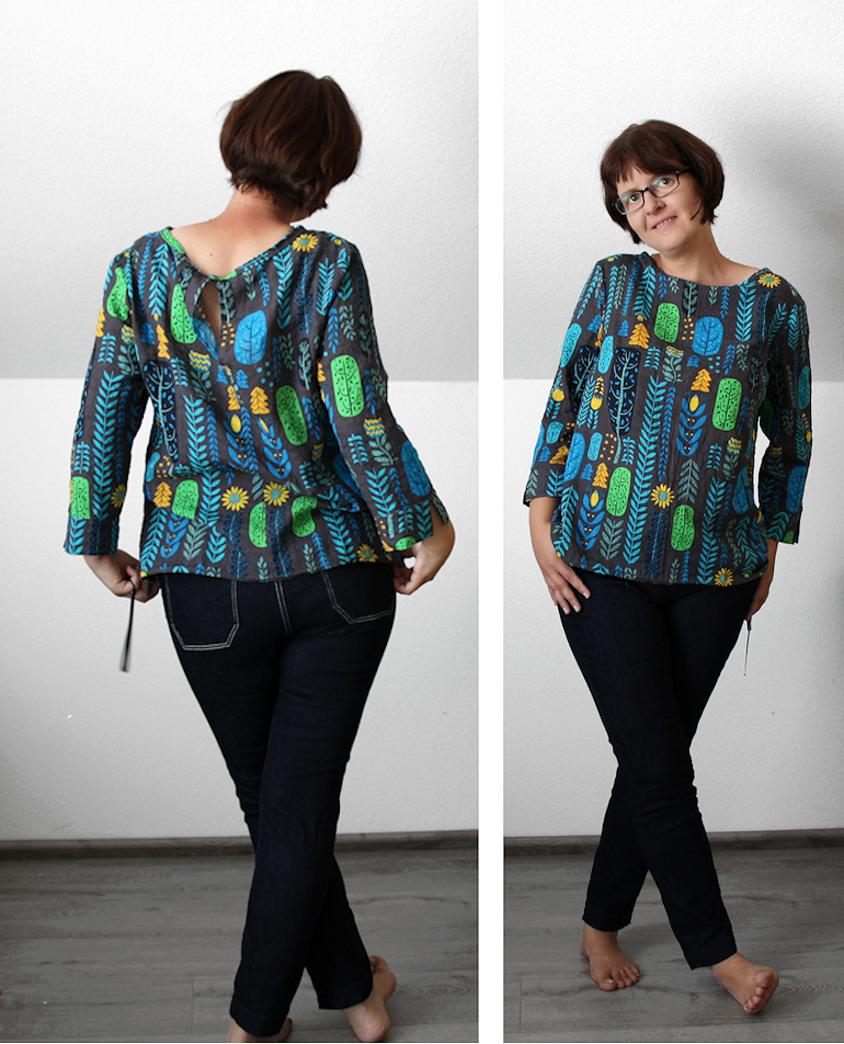 york blouse