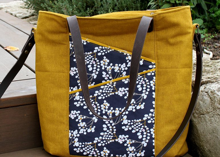 Taniia Bag: neue Handtasche in Curry